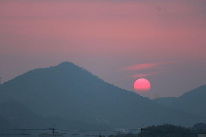 夕陽3 29.3.28