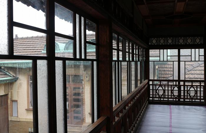 合田邸 離れ2階の窓 29.4.12