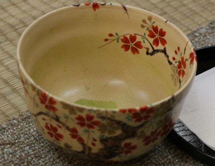 お茶碗も春でした 29.3.8