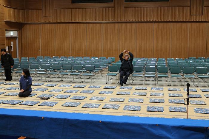 客席OK 背景幕の上下OK 29.3.19