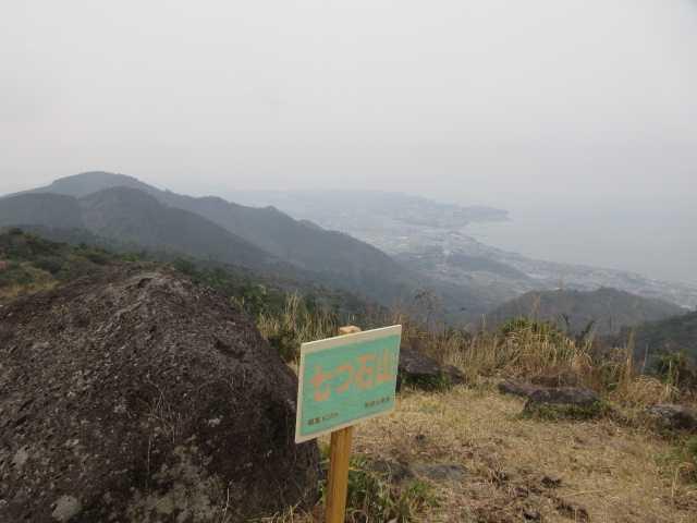 IMG9271JPG山頂より百合野山古城山を振り返る
