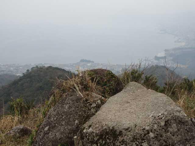 IMG9272JPG七つ山より別府湾と高崎山