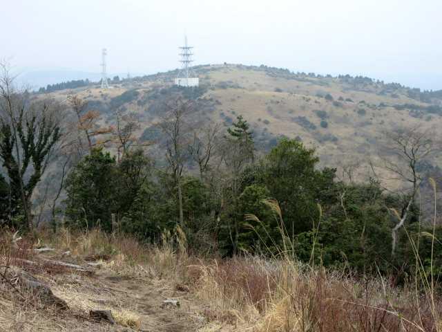IMG9275JPG伐採された斜面より経ケ岳
