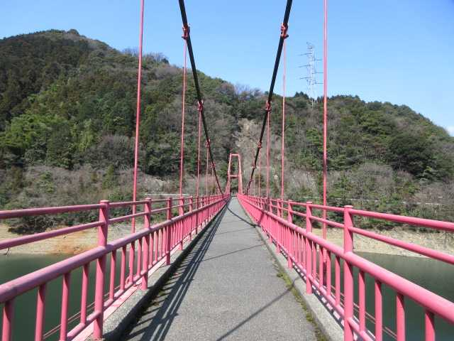IMG9486JPG鱒淵ダム吊橋