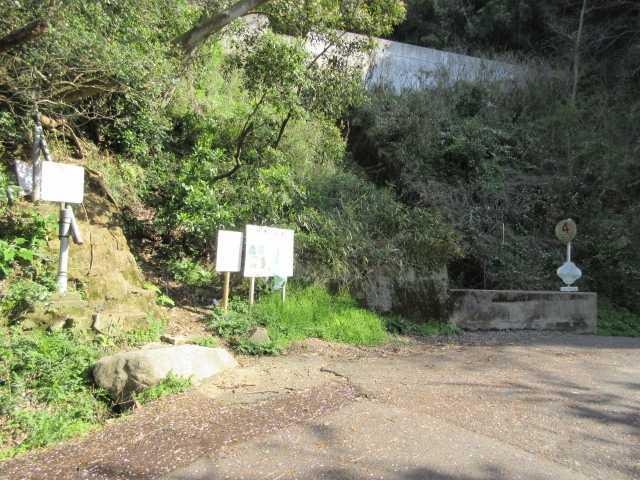 IMG9719JPG周遊道路4カーブ登山口
