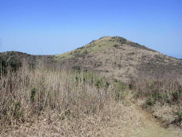 IMG9980JPG快晴の福智山山頂が見え出した
