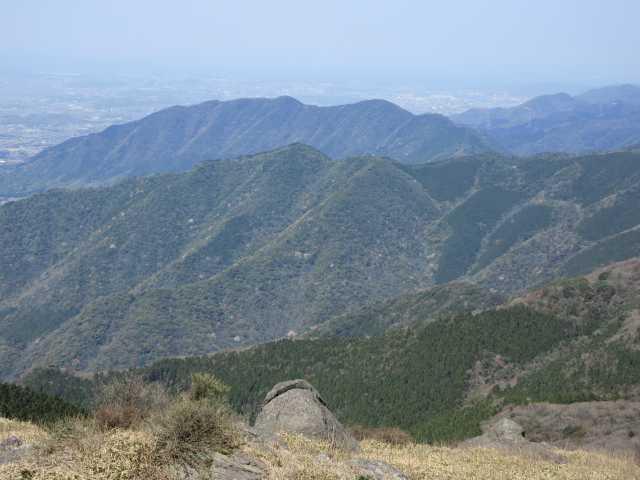 IMG9992JPG雲取山金剛山方面