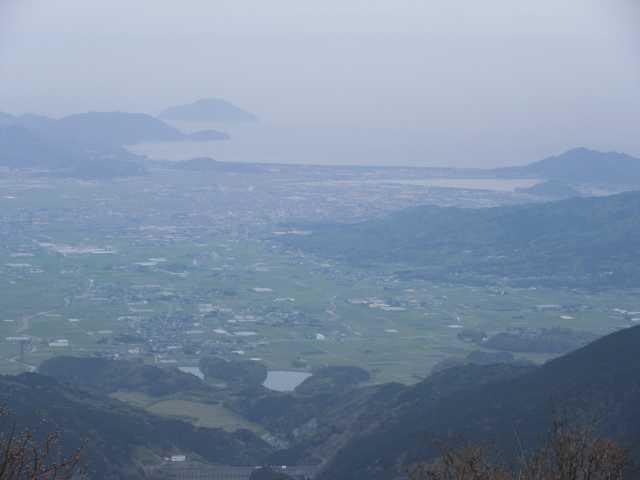IMG0402JPG糸島市市街地方向
