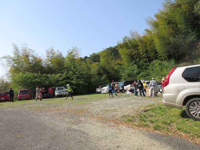 IMG0529JPG等覚寺2駐車場