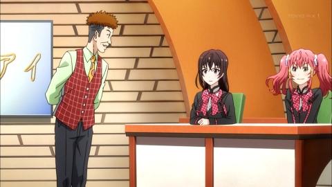 アイドル事変 第8話 MISSしてロンリネス アニメ実況 感想 画像