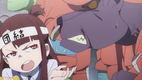 リトルウィッチアカデミア(TV) 第14話 ニューエイジマジック アニメ実況 感想 画像