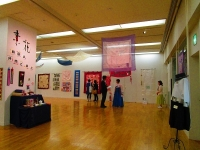 素花 ソファ ポジャギ展2017