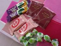 長浜公民館 ポジャギ お菓子