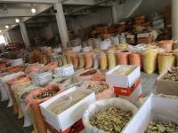 大邱 薬令市 韓方の市場
