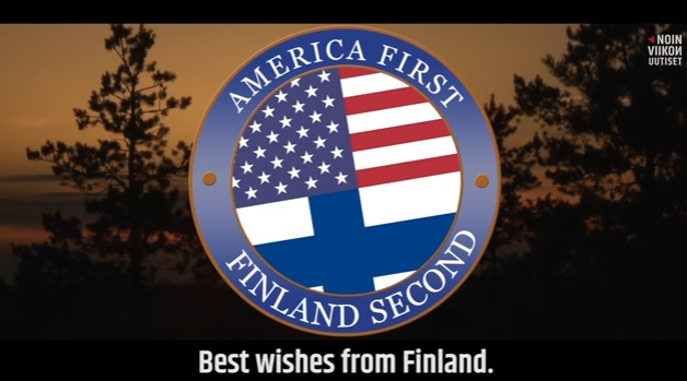 America First Finland Second