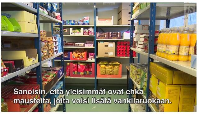フィンランド リーヒマキ刑務所 お店