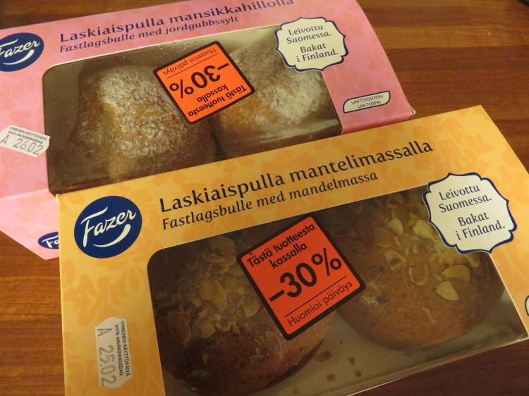 フィンランド ラスキアイスプッラ Fazer