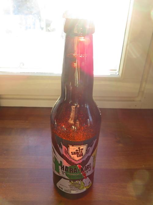 Harakiri Beer ハラキリビール