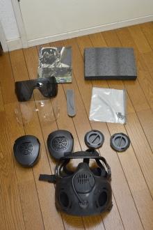 M50 ガスマスク レプリカ 4
