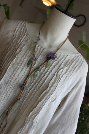 紫陽花装着