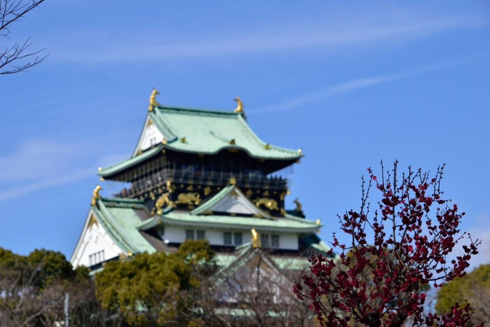 大阪城DSC_6871