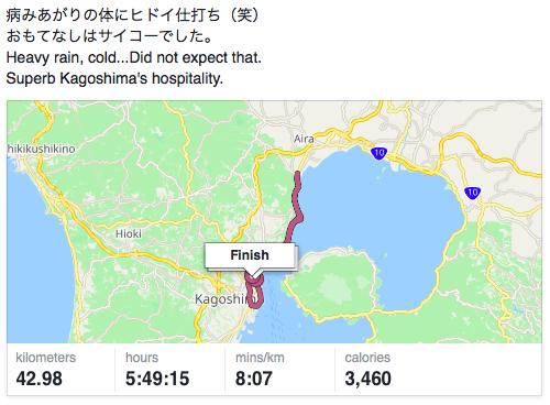 Kagoshima Marathon