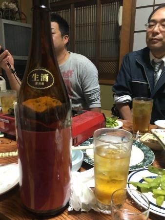 秋商レスリングOB会 014