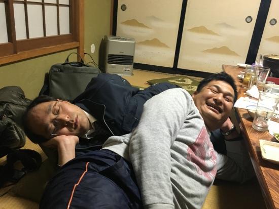 秋商レスリングOB会 021
