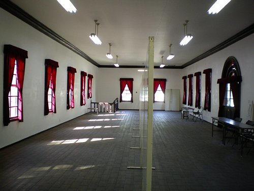 旧南会津郡役所・会議室