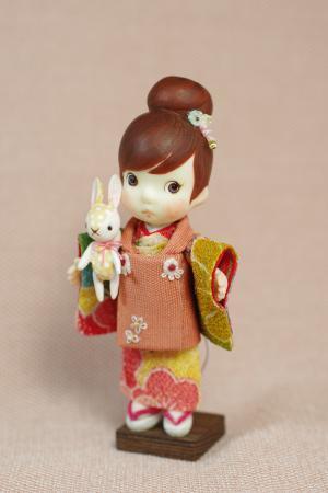 2017春の和人形2