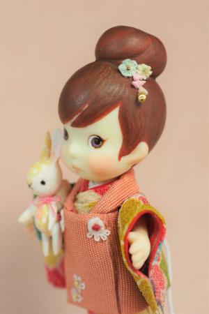 2017春の和人形7