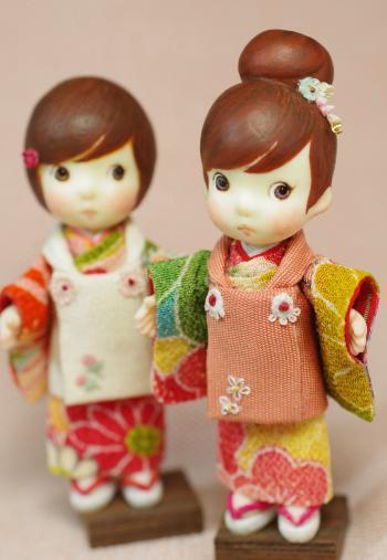 2017春の和人形1