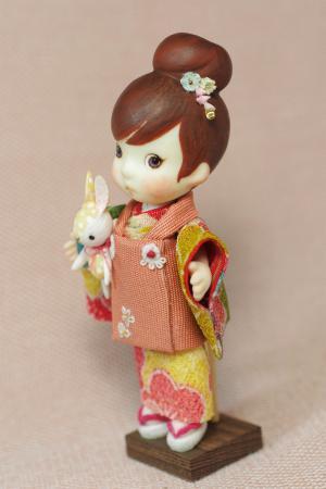2017春の和人形3