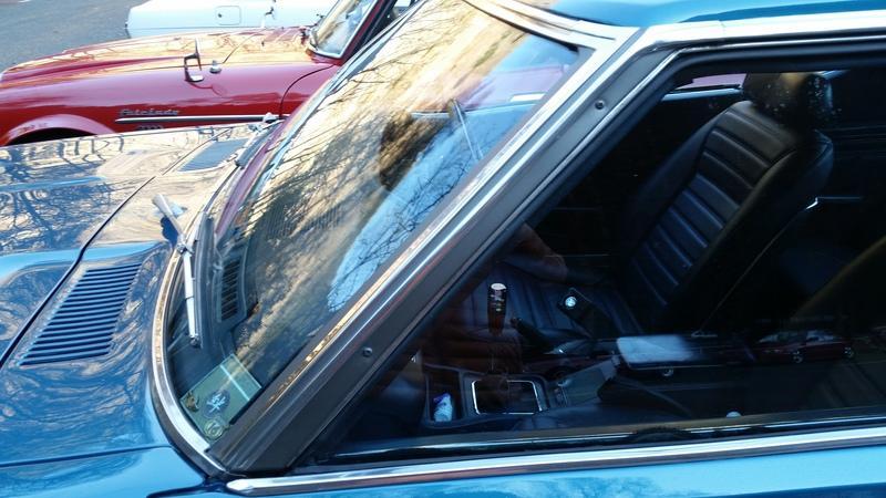 ケンメリ実車窓枠サイド1