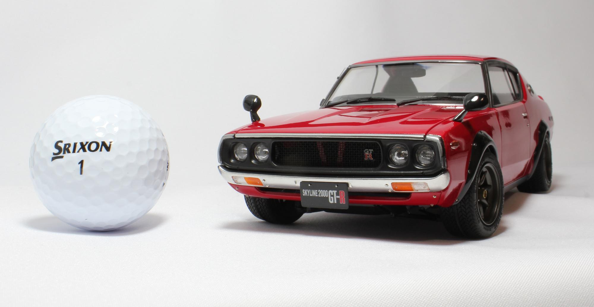 ケンメリゴルフボール4