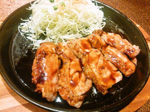 チキンステーキ(ランチ)500