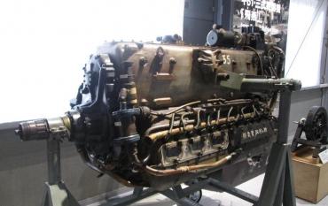 ハ-140航空機用液冷倒立V型12気筒エンジンKawasaki Ki-61 Hienハ40Type3 FighterTony川崎航空機三式戦闘機飛燕キ61-II改ダイムラー・ベンツ DB 601Daimler-Benz DB 601ライセンス愛知航空機製アツタ21型艦上爆撃機彗星かかみがはら航空宇宙科学博物館川崎重工岐阜工場