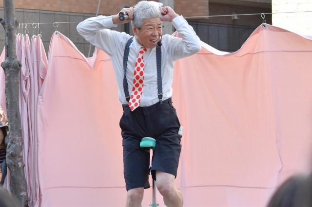 野毛大道芸2017040000012