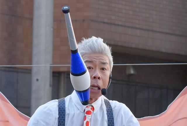 野毛大道芸2017040000015