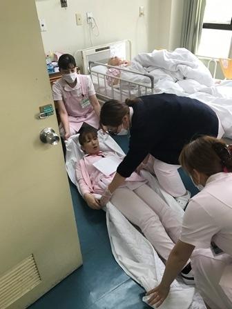 4患者避難