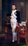 5 ダヴィッド 書斎のナポレオン一世