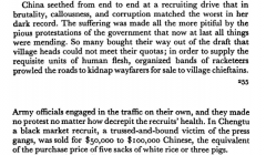 Thunder Out Of China, page 255-256
