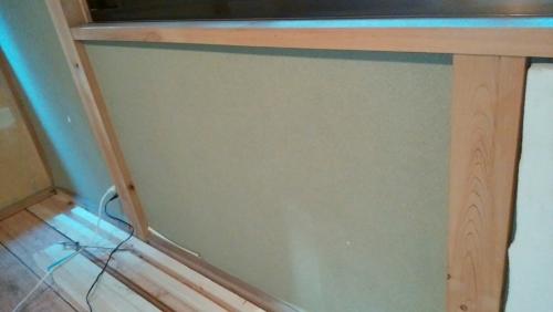 トイレ基礎、壁張り、看板_170418_0010