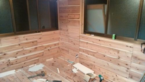 トイレ基礎、壁張り、看板_170418_0023