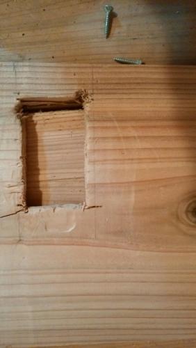 トイレ基礎、壁張り、看板_170418_0016
