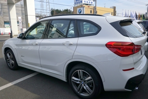 BMW X1 エクステリア