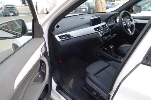 BMW X1 インテリア