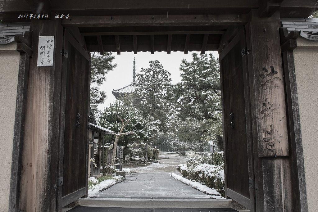 20170209 法起寺 (3)