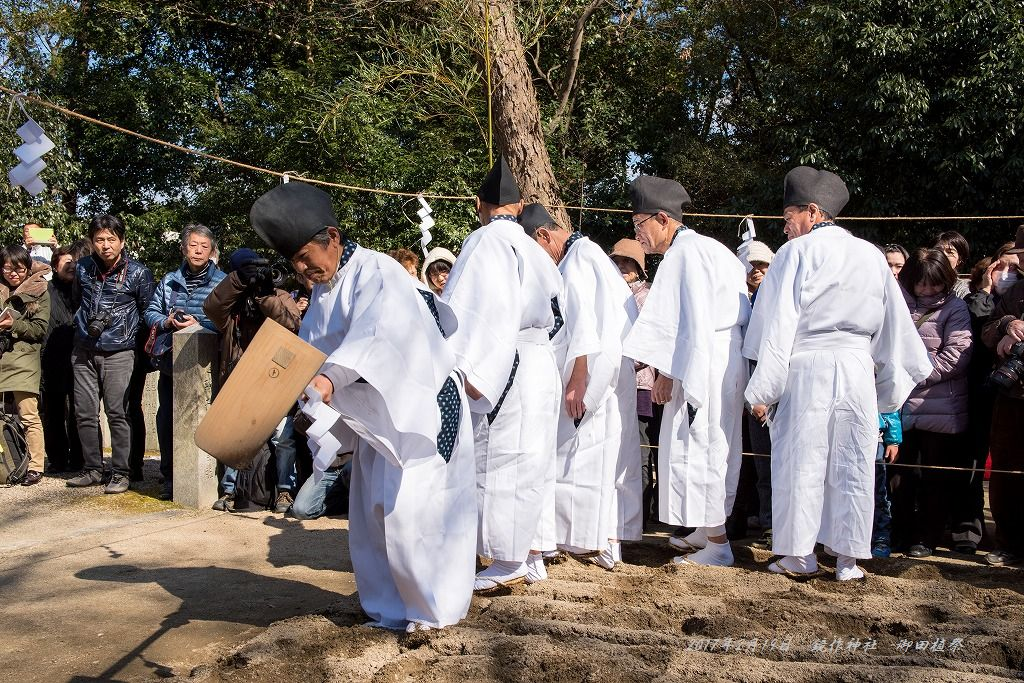 20170219 鏡作神社 御田植祭 (5)