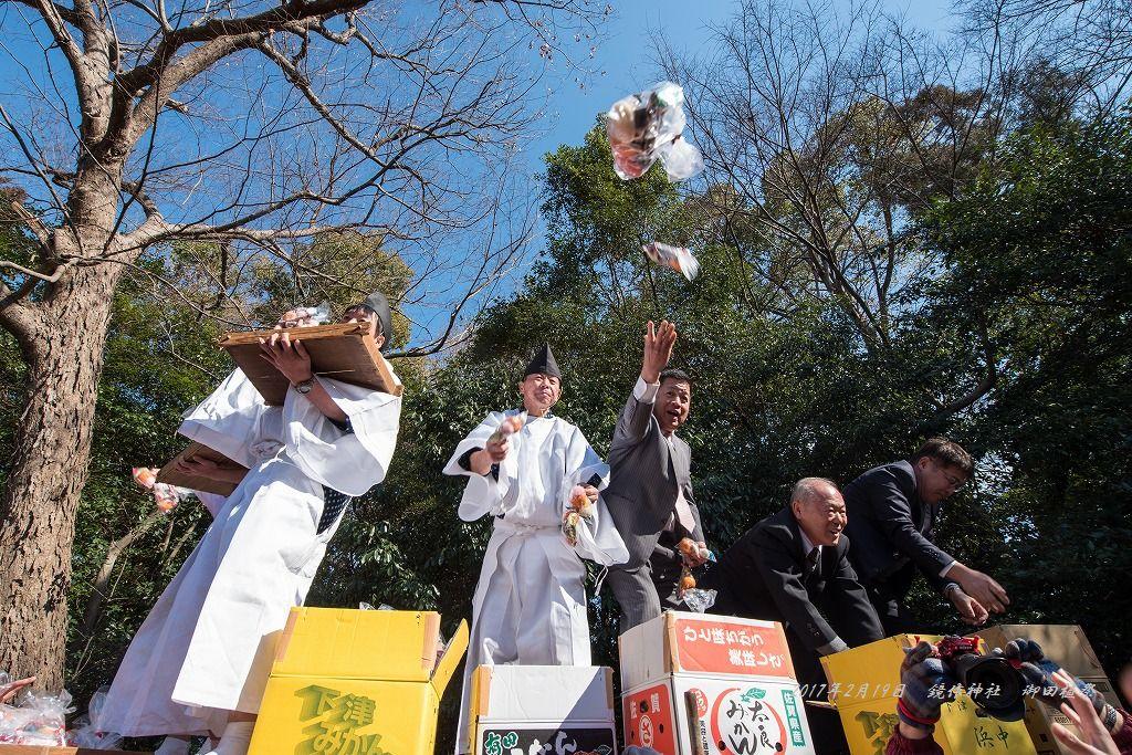 20170219 鏡作神社 御田植祭 (10)